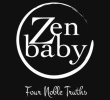 Zen Baby the four noble truths T-Shirt