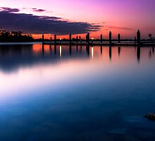 Empty Marina by MikeAndrew