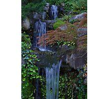 Hakone Falls Photographic Print