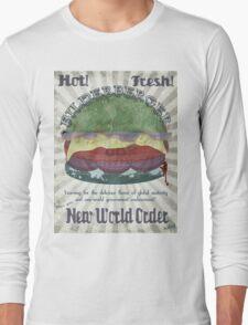 Hot Fresh BILDERBERGer  Long Sleeve T-Shirt