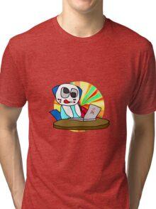 Procrastination! Tri-blend T-Shirt