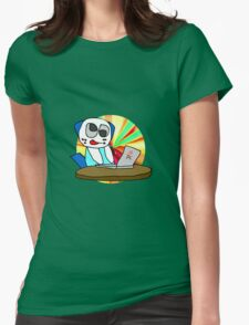 Procrastination! Womens Fitted T-Shirt