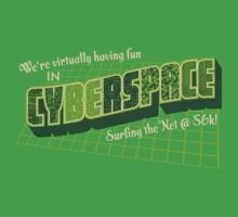 Greetings from Cyberspace! by ORabbit