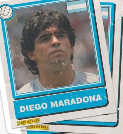 Maradona Stickers Sticker