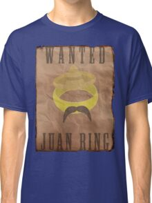 Lord of The Rings Parody - The Juan Ring Classic T-Shirt