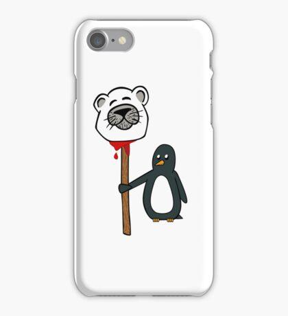 Penguin's Revenge iPhone Case/Skin
