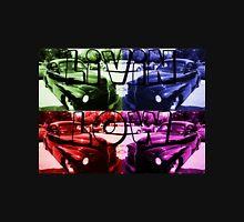 Livin Low Multi Colored Unisex T-Shirt