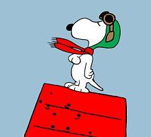 Baron Snoopy Unisex T-Shirt