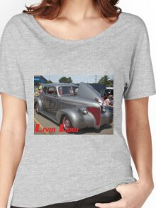 Livin Low Silver Bullet Women's Relaxed Fit T-Shirt