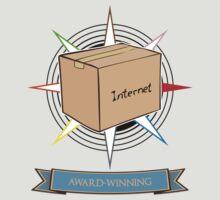 Internet Box - The Stars by Tristan Boersma