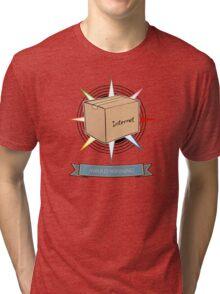 Internet Box - The Stars Tri-blend T-Shirt