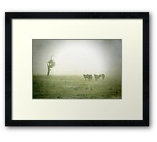 Winter Morning Londrigan 4 Framed Print