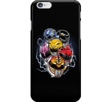 Morphin Time! iPhone Case/Skin