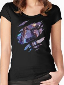 Riven  Women's Fitted Scoop T-Shirt
