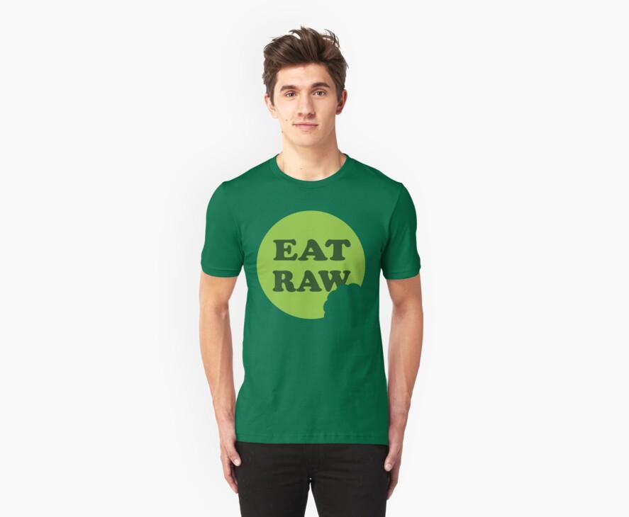 Eat Raw by johnpicha