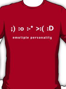 Emotiple Personality  T-Shirt