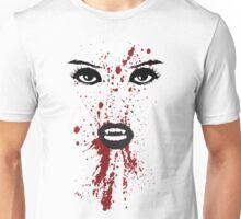Vampire Splatter Unisex T-Shirt