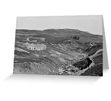 Yorkshire Dales Countryside Greeting Card