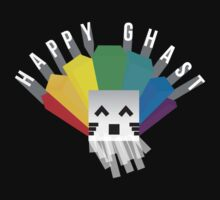 Happy Ghast :) by Dispensir