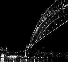 Harbour Bridge, Sydney (2) by LeJour