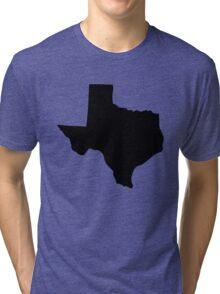 State of Texas Tri-blend T-Shirt