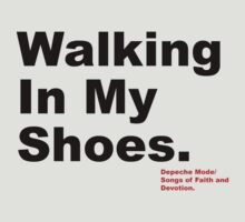 Depeche Mode Walking in my Shoes by AimLamb