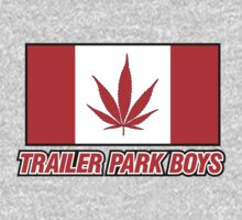 Trailer Park Boys - Canajuana Flag by derP