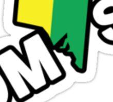 JDMSA 2 Sticker