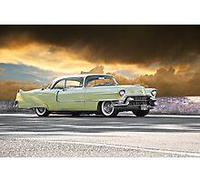 1955 Cadillac Coupe De Ville Photographic Print