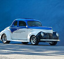1940 Ford Deluxe Coupe III by DaveKoontz