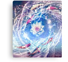 Meditate Canvas Print