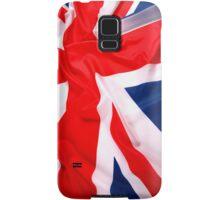 Waving UK Flag iPhone Case Samsung Galaxy Case/Skin