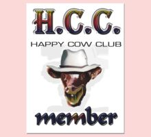 H.C.C. MEMBER One Piece - Long Sleeve