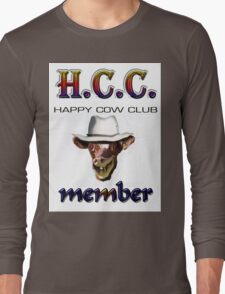 H.C.C. MEMBER Long Sleeve T-Shirt