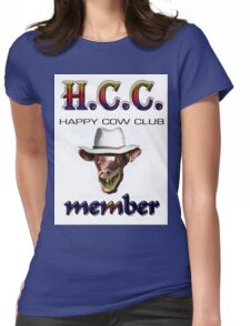 H.C.C. MEMBER Womens Fitted T-Shirt