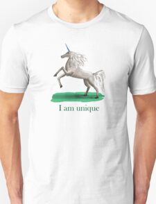 Unicorn - I am unique T-Shirt