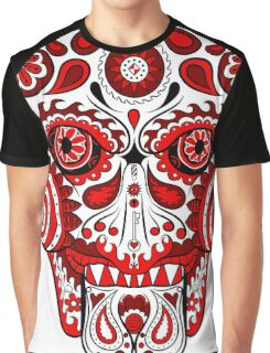Billy the Puppet Calavera Graphic T-Shirt
