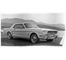 Mustang Poster