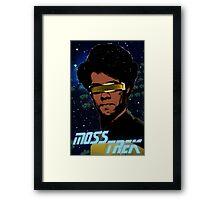 Moss Trek Framed Print