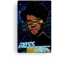 Moss Trek Canvas Print
