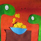 Snakes with Corn Flakes by cathyjacobs