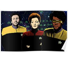 IT Trek Poster