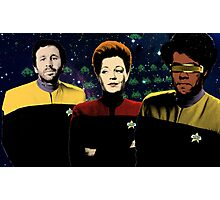 IT Trek Photographic Print