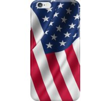 US flag iPhone case iPhone Case/Skin