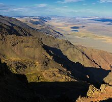 Steens Mountain, Oregon by DArthurBrown