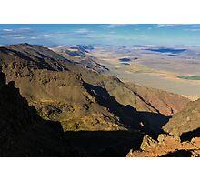 Steens Mountain, Oregon Photographic Print