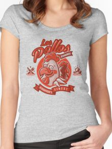 The Chicken Brothers Women's Fitted Scoop T-Shirt