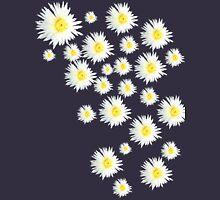 White Flower - daisy like Women's Relaxed Fit T-Shirt
