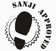 Sanji Approved by agustindesigner