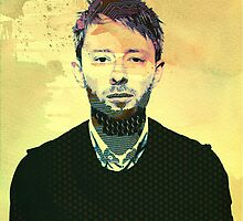 Thom Yorke  by pucca